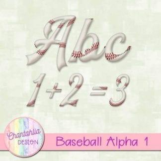 baseball alpha