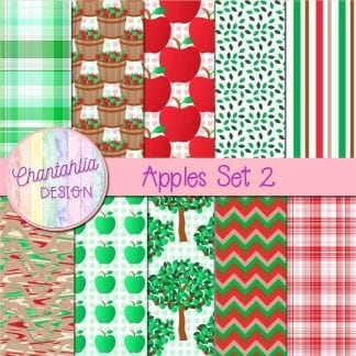 Apples Digital Papers