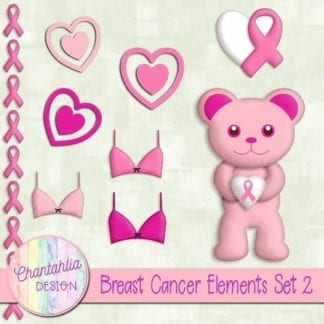 breast cancer elements