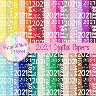 Free 2021 digital papers