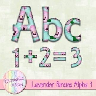 pansies alpha