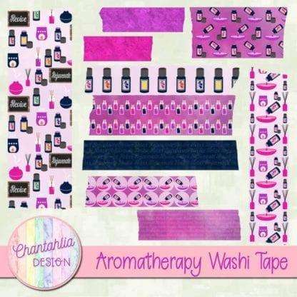 aromatherapy washi tape