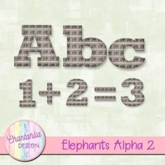 elephants alpha