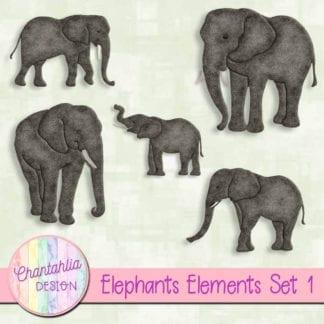 elephants elements