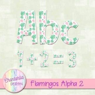 flamingos alpha