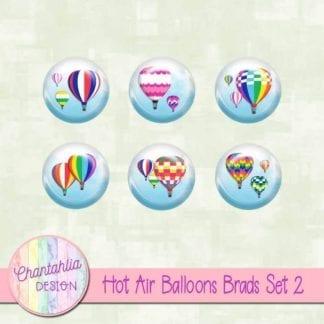 hot air balloons brads