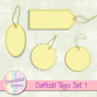daffodil tags
