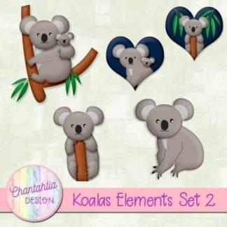 koalas elements
