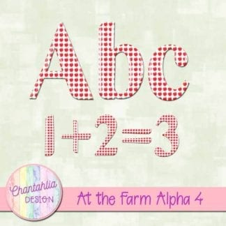 at the farm alpha