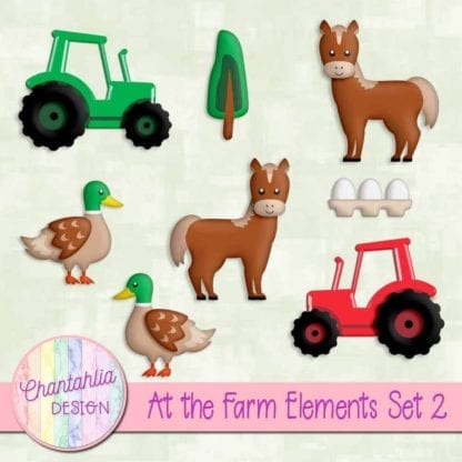 at the farm elements