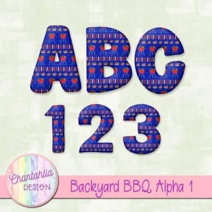 backyard BBQ alpha