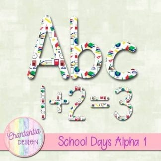 school days alpha