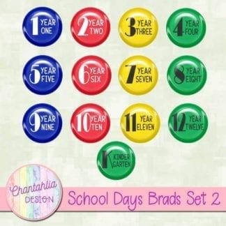 school days brads