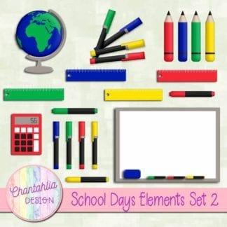 school days elements