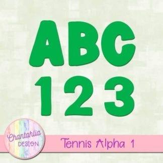 green tennis alpha