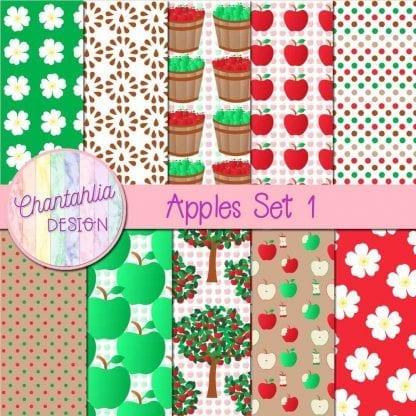 Apples Digital Papers