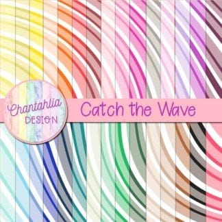 catch the wave digital papers