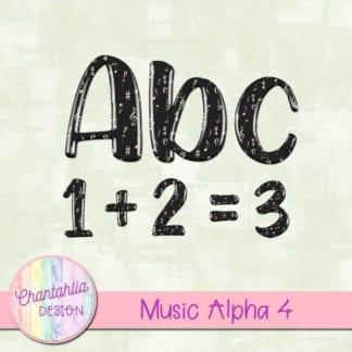music alpha