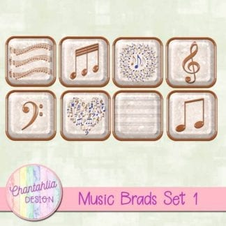 brown music brads