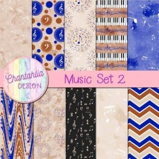 music digital papers