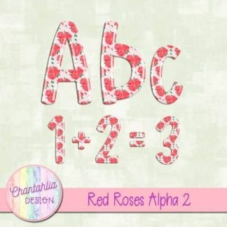 red roses alpha