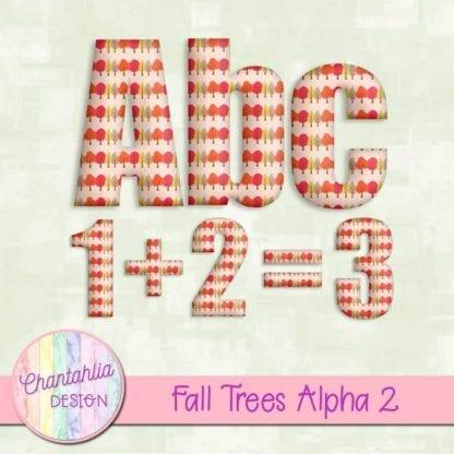 free fall trees alpha