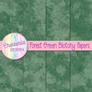 free forest green blotchy digital papers