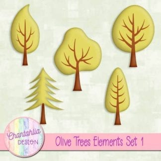 free tree design elements