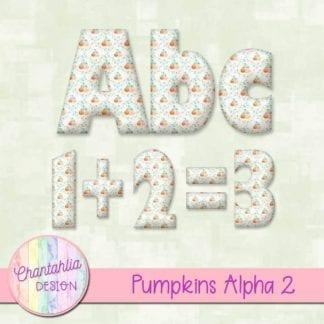 free pumpkins alpha