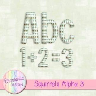 free squirrels mushroom alpha