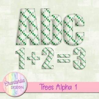 free trees alpha