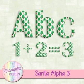 santa alpha