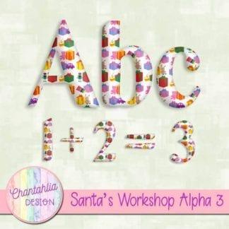 Free santa's workshop alpha