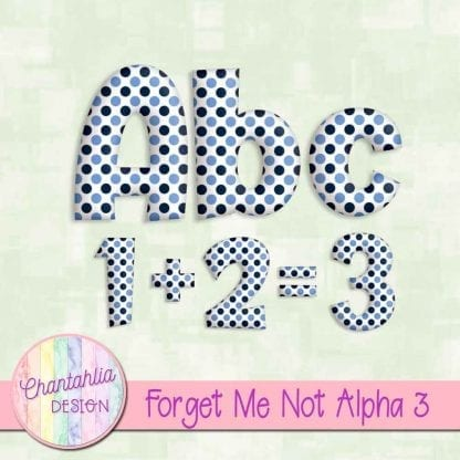 free forget me not alpha