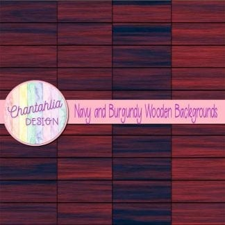 navy and burgundy wooden backgrounds