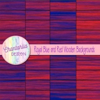 royal blue and red wooden backgrounds