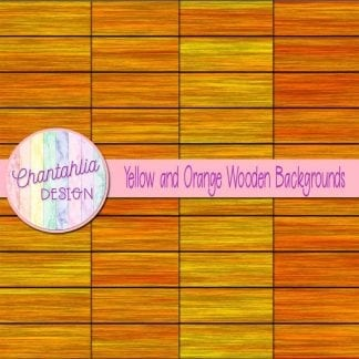 yellow and orange wooden backgrounds
