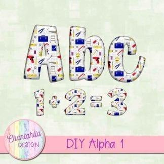 free alpha in a diy theme