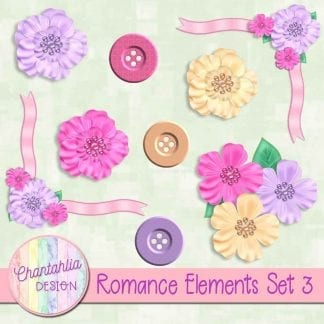 romance design elements