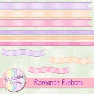 romance ribbons