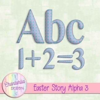 Free alpha in the Easter Story set