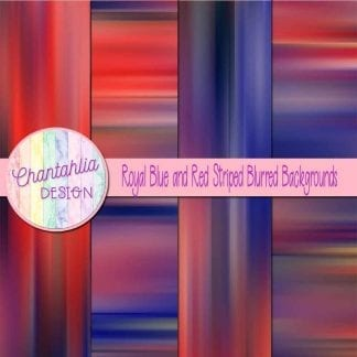 free royal blue and red striped blurred backgrounds