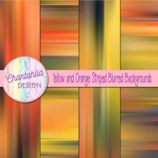 free yellow and orange striped blurred backgrounds