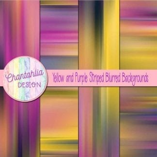 free yellow and purple striped blurred backgrounds