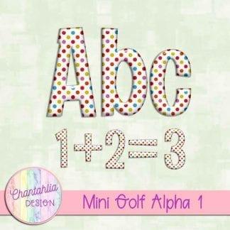 free mini golf alpha