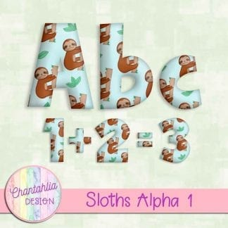 Free alpha in a Sloths theme