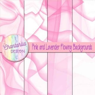 Free pink and lavender flowing backgrounds