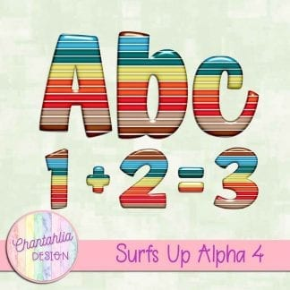 Free alpha in a Surfs Up theme