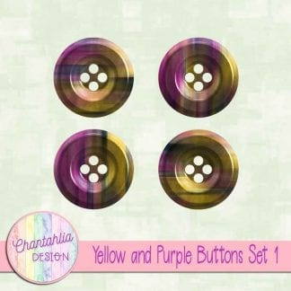 Free yellow and purple buttons
