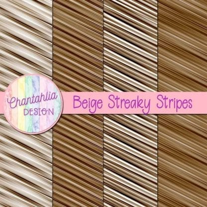free beige streaky stripes digital papers